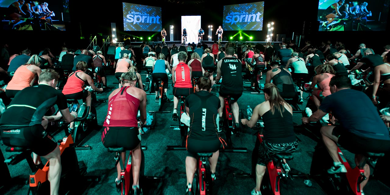 les mills cycle sprint