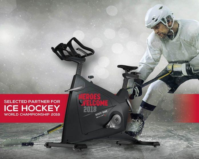 Body bike ice hockey world championship