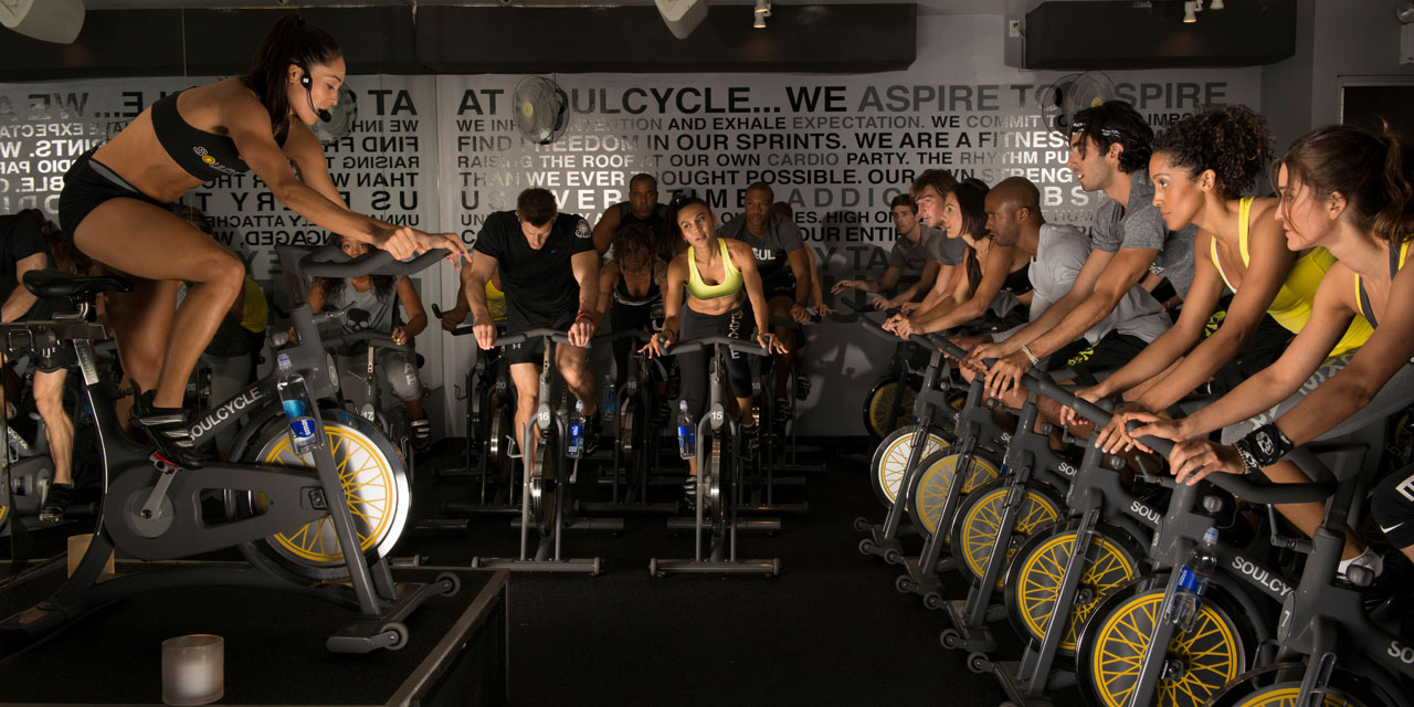 soul cycle at home